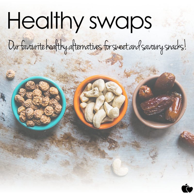 healthy snacking swaps