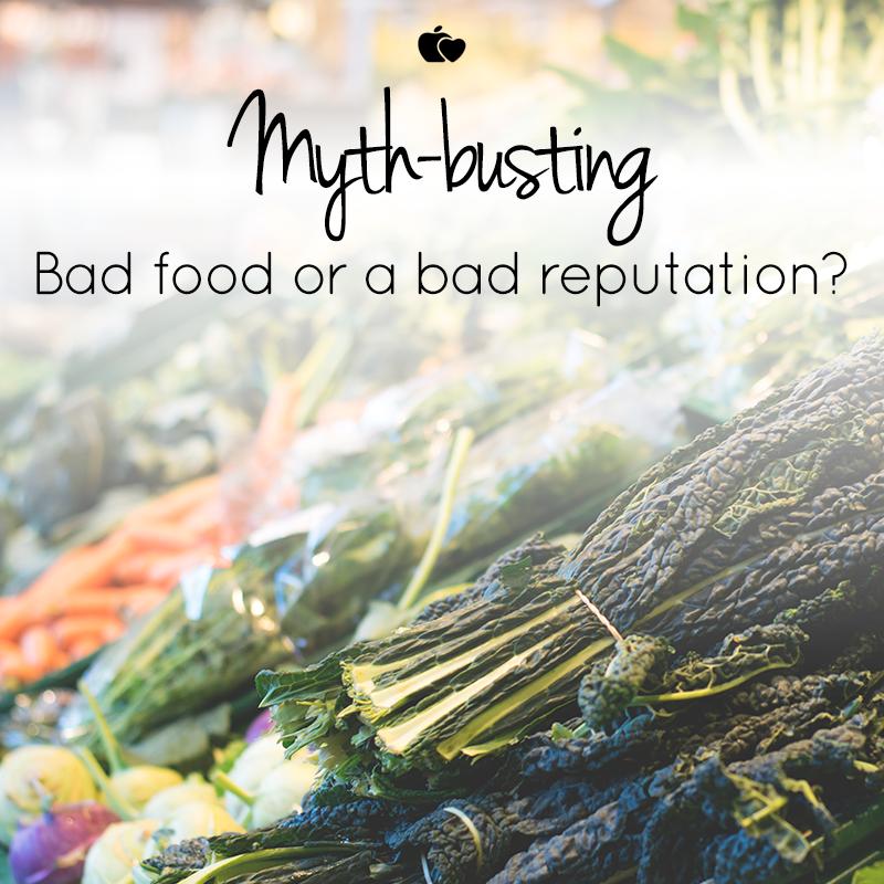 bad food or a bad reputation?