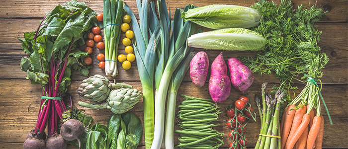 how balanced diet can affect skin health and managing eczema