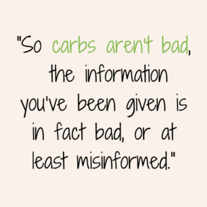 sports nutrition quote
