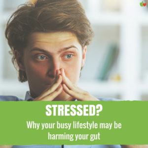 stress and IBS - how are they linked?