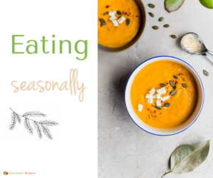 Eating-seasonally