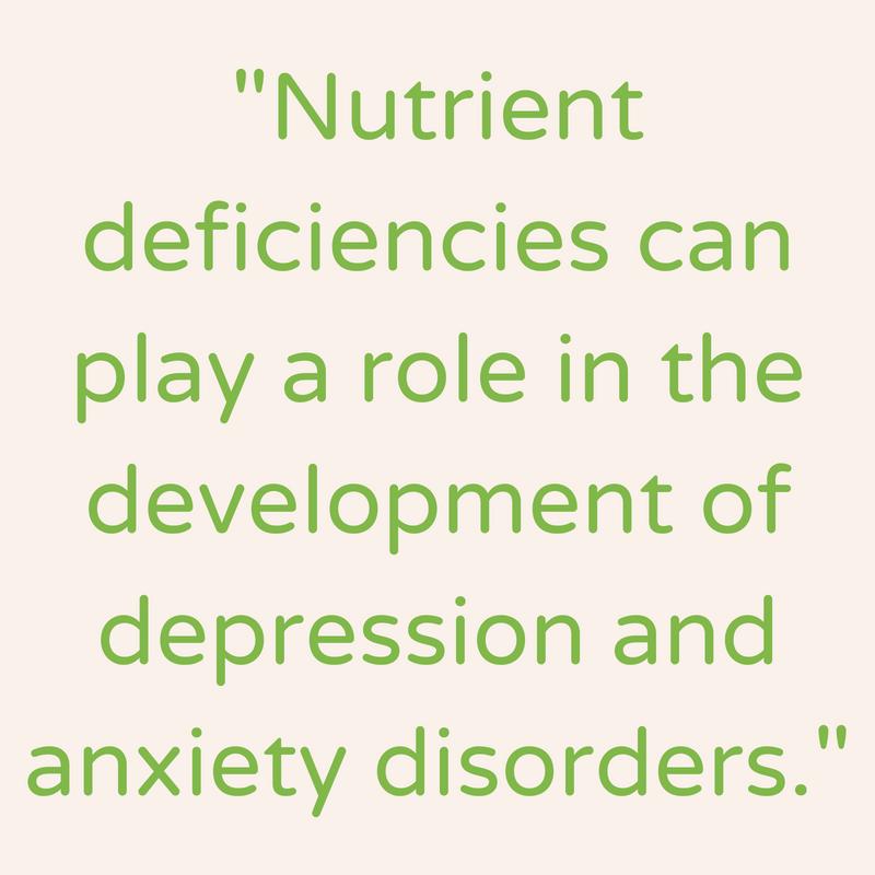 How diet affects mental wellness - Nutritionist Resource