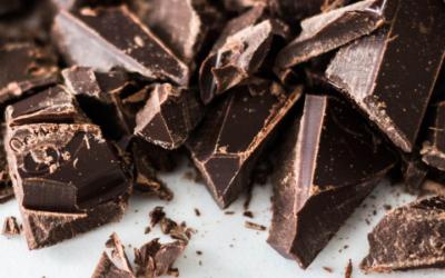 Chocolate peanut energy balls