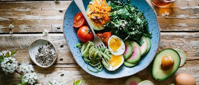 Vegetarian meal
