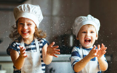 Children's nutrition: Working with children