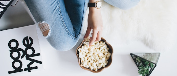 Popcorn craving