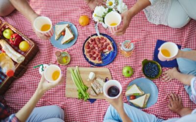 Picnic picks for alfresco lunches