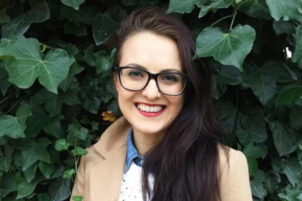 Nutritional therapist Anna Leszczynska