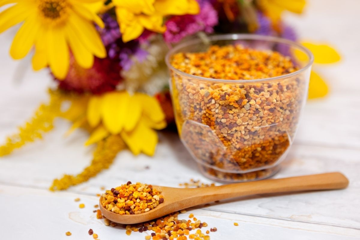 Is bee pollen the answer to your PMS?