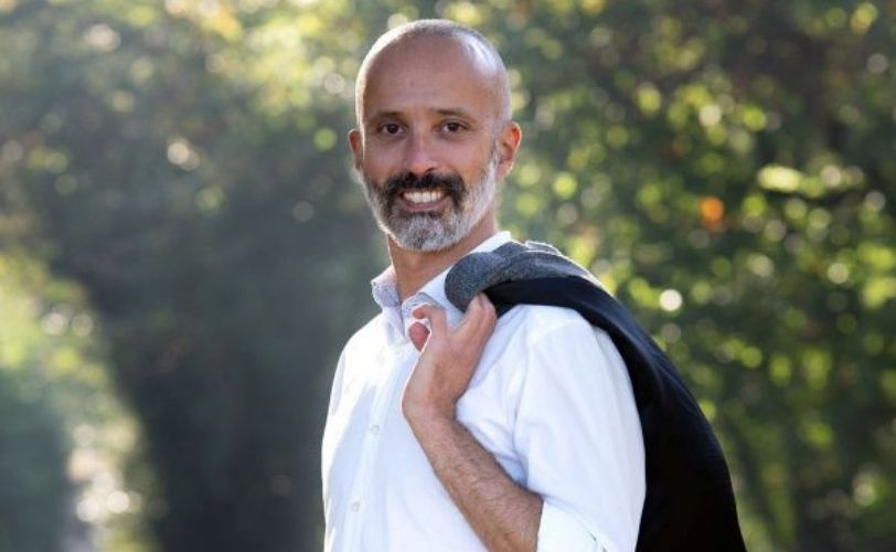 Nutritional therapist Cristiano Percoco