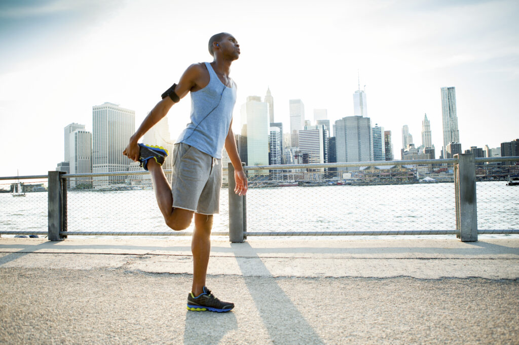 Stretches to help eliminate knee pain