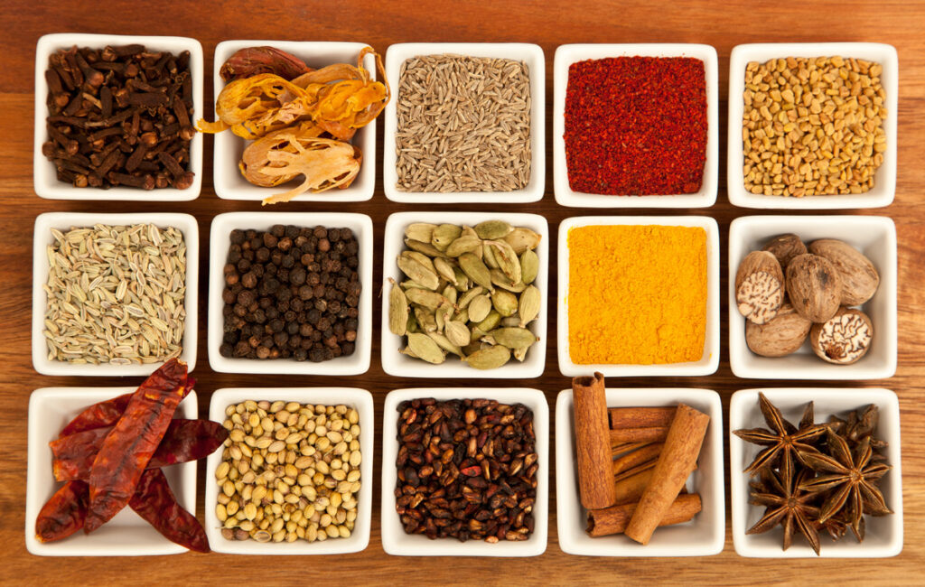 Four spices to boost immunity