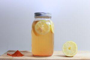 DIY lemonade