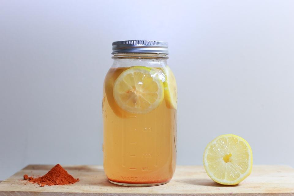 DIY lemonade