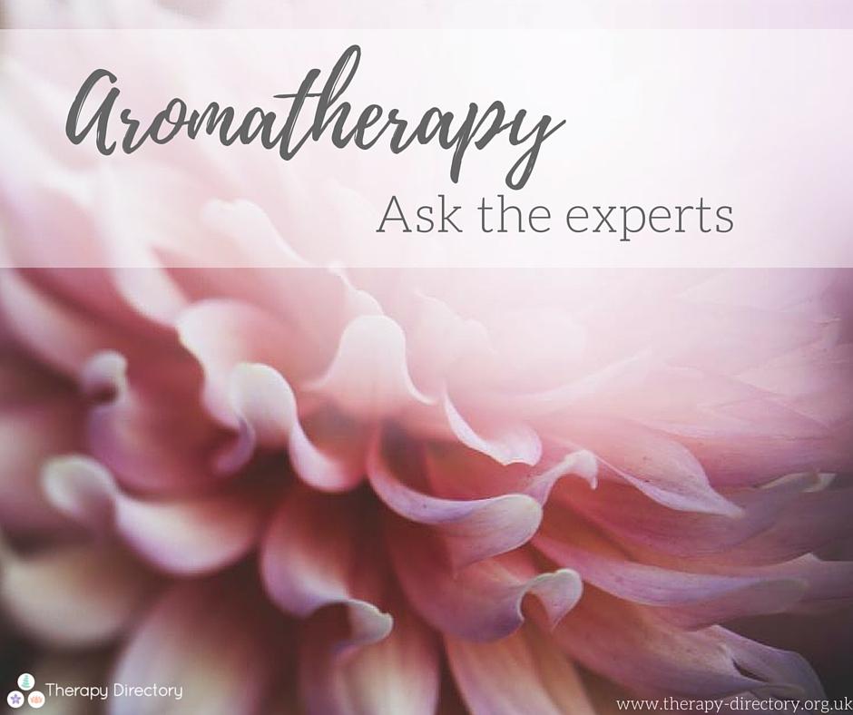 Aromatherapy expert tips