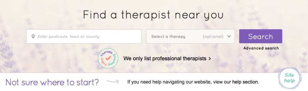 Find-a-Therapist