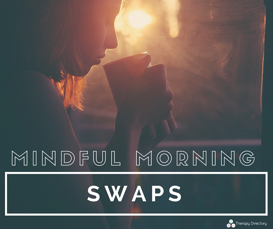mindful morning swaps