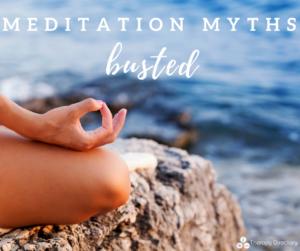 Meditation myths busted
