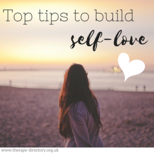 Top tips to build self-love
