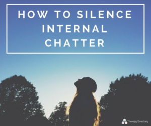 silence chatter