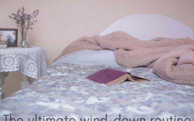 The ultimate wind-down routine
