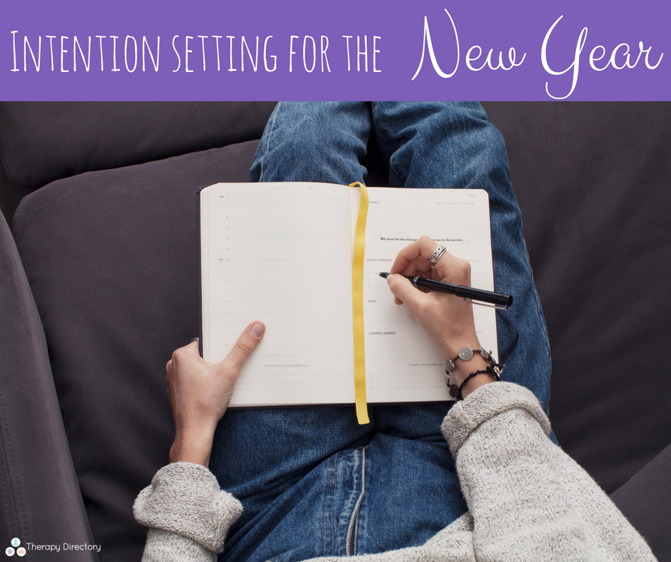 intention setting for new year