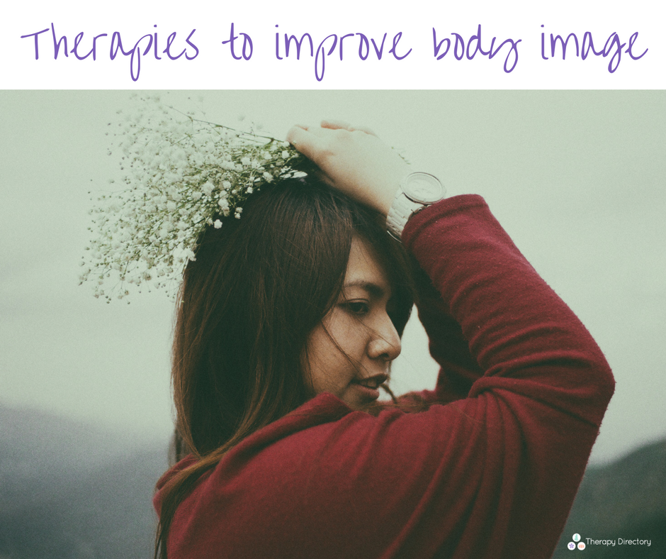 Therapies to improve body image