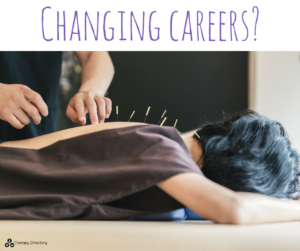 Changing careers
