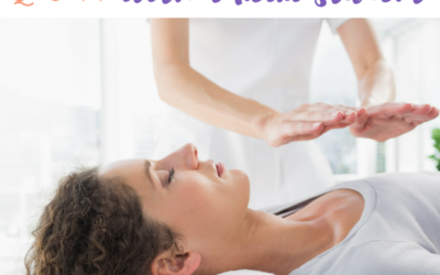 Q & A with a Reiki student