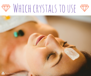 Which-crystals-to-use