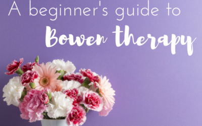 A beginner's guide to Bowen therapy