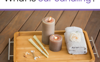 What is ear candling?