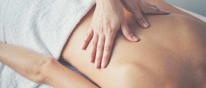 tipos comunes de masajes