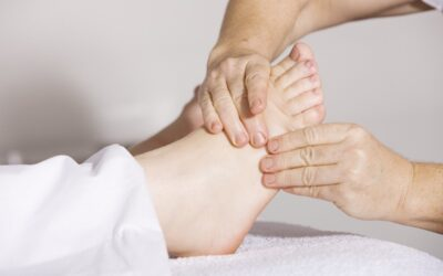 Katie: My experience of reflexology