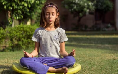 Yoga for families: Simple poses (and their benefits) to get you started