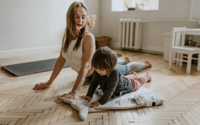 Yoga for kids: Simple poses (and their benefits) to get you started