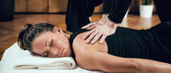 Japanese massage therapy and treatment technology