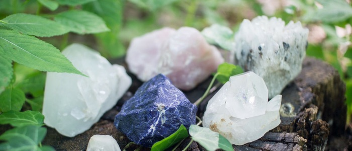 Crystals in nature