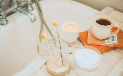 How to create a mini Swedish spa at home