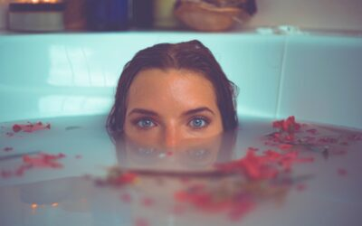 Baths as self-care: A relaxing ritual