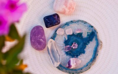 Crystals for children's mental health