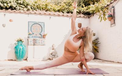5 healing benefits of yoga