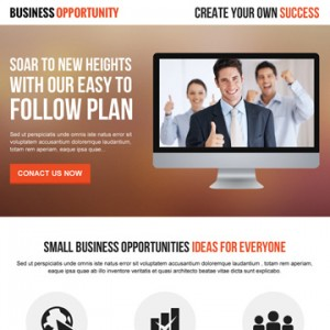 The key to landing page success