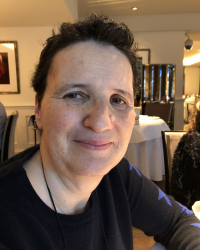 Sue Wilders Dipl Counselling and Psychotherapy, Qualified Supervisor