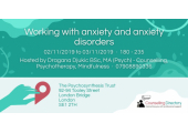 Dragana Djukic BSc, MA (Psych) - Counselling, Psychotherapy, Mindfulness image 1