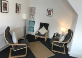 Therapy room in Hove