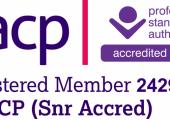 BACP Membership logo