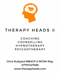 Chris Rudyard MBACP + MNCH. Anxiety, Childhood, PTSD, Relationships, & Substance