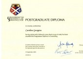 Postgraduate Diploma in Counselling
